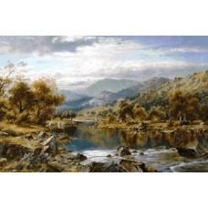 Кристална река