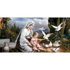 Гоблен Дева Мария